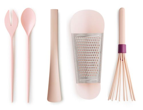 Rose accesories for the kitchen, Normann Copenhagen