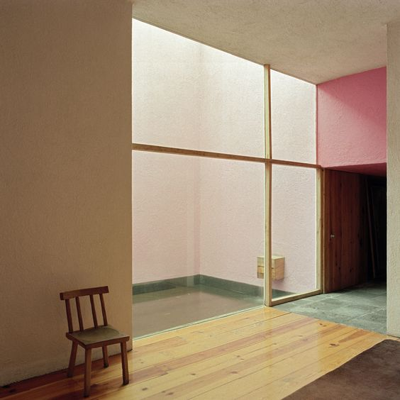 Barragan, Mexican Architect
