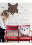 Billy Bear Cushion -  - Ferm Living - 4