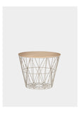 Wire Basket Top