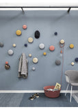 The Dots - coat hooks