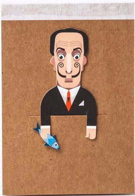 The Surrealist pocket sketchbook -  - Noodoll - 1