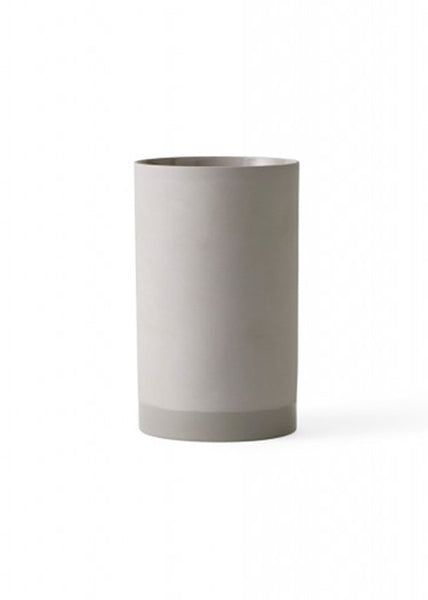 Cylindrical Vase - Large / Ash - Menu A/S - 2