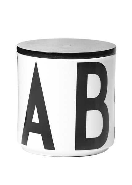 AJ Multijar Big - Black - Design Letters - 1