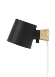 Rise Wall Lamp - Black - Normann Copenhagen - 3