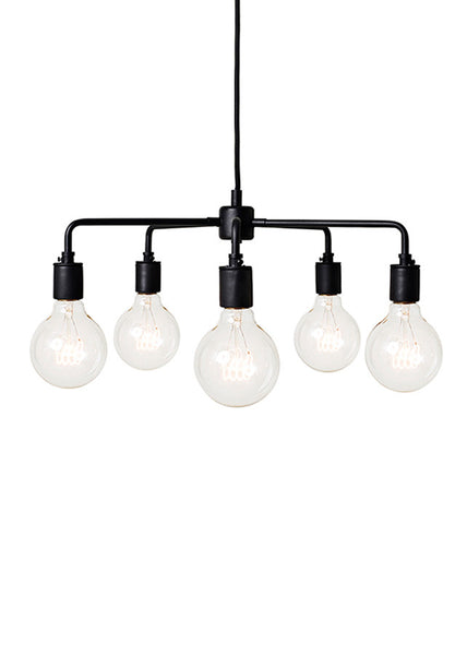 Leonard Chandalier - Black - Menu A/S - 1