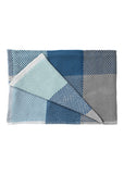 Loom throw - Blue - Muuto - 3