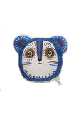 Billy Bear Cushion - Blue - Ferm Living - 1