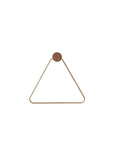 Toilet Paper Holder - Brass - Ferm Living - 2