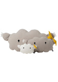 Cloud cushion grey -  - Noodoll - 3