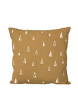 Cone Cushion - Curry - Ferm Living - 1