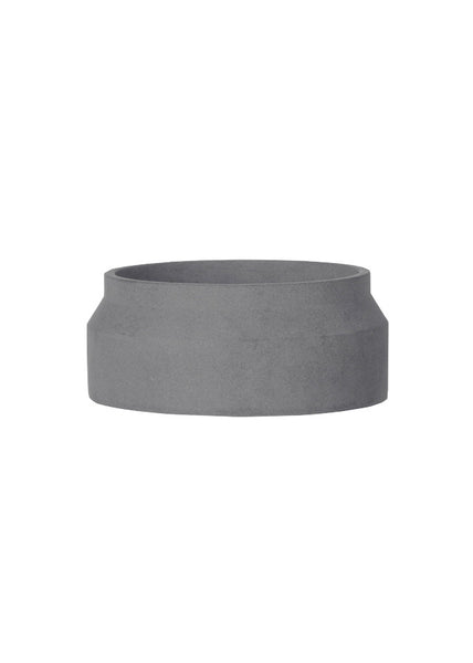 Pot - Small / Dark Grey - Ferm Living - 3