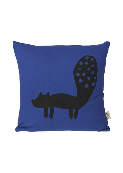 Fox Cushion Blue -  - Ferm Living - 1
