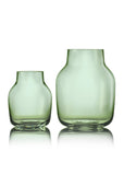 Silent Vase - Small / Green - Muuto - 2