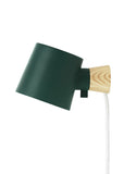 Rise Wall Lamp - Petrol Green - Normann Copenhagen - 4