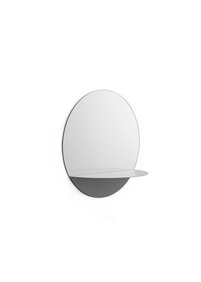 Horizon Mirror-Round
