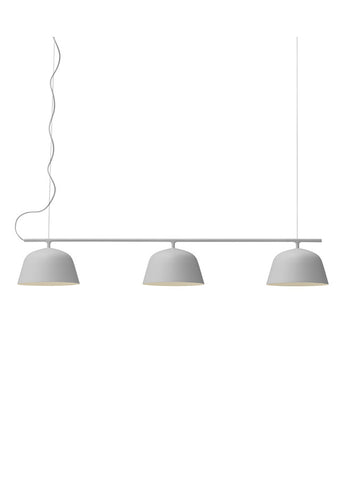 Ambit Rail Lamp grey