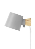 Rise Wall Lamp - Grey - Normann Copenhagen - 2