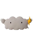 Cloud cushion grey - Large 70cm x 40cm - Noodoll - 2