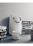 Half Moon Basket -  - Ferm Living - 2