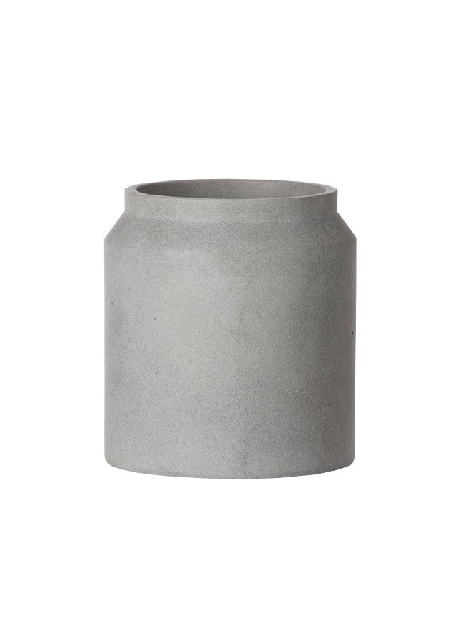 Pot - Small / Light Grey - Ferm Living - 1