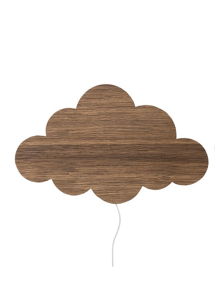 Cloud Lamp - Smoked Oak - Ferm Living - 1
