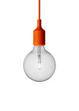 E27 Pendant Lamp - Orange - Muuto - 8