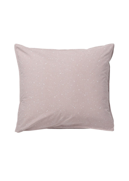 Hush Pillowcase-Milkyway Rose