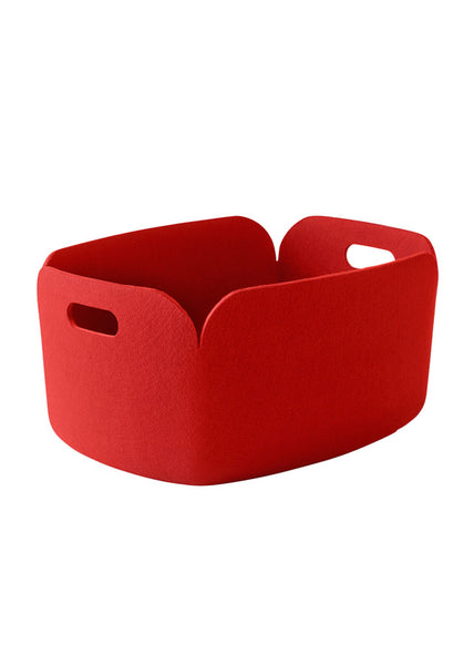 Restore Basket - Red - Muuto - 9