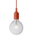E27 Pendant Lamp - Red - Muuto - 13