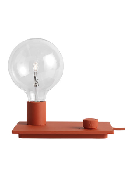 Control Lamp - Red - Muuto - 4