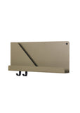 Folded Shelves - Small / Olive - Muuto - 4