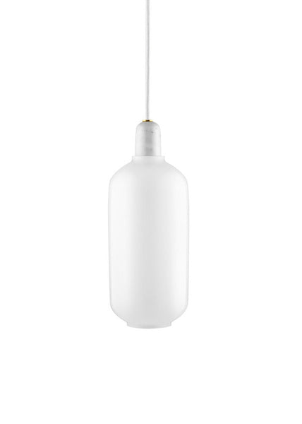 Amp Lamp White/White - Large - Normann Copenhagen - 1