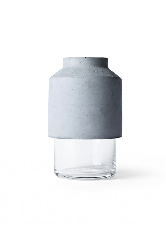 Willmann Vase - Light Grey - Menu A/S - 1
