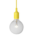E27 Pendant Lamp - Yellow - Muuto - 12