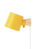 Rise Wall Lamp - Yellow - Normann Copenhagen - 5