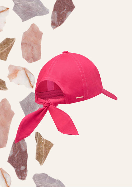 Belvoir Cotton Cap - Pink
