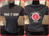 Make it Count Club Tee