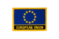 International Flag Patches
