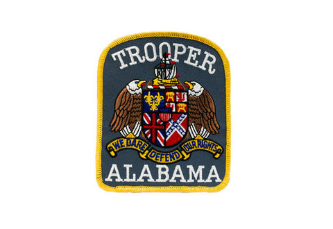 Alabama Police Patch
