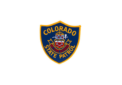 Colorado Police Patch