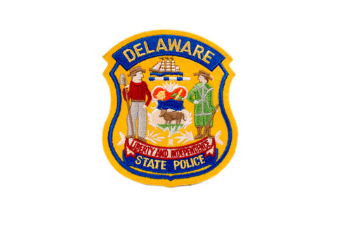 Delaware Police Patch
