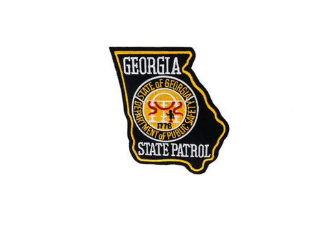 Georgia Police Patch