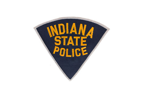 Indiana Police Patch