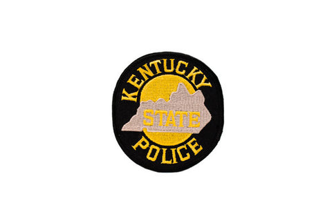 Kentucky Police Patch