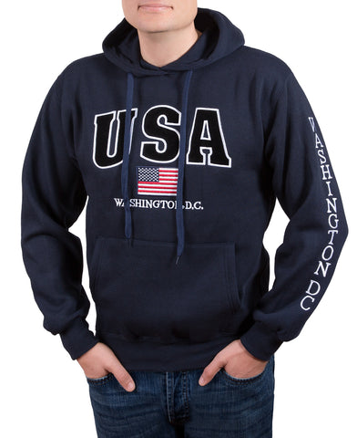 USA Sweatshirt (navy)