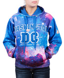 Galaxy Washington DC  Sweatshirt(Blue)