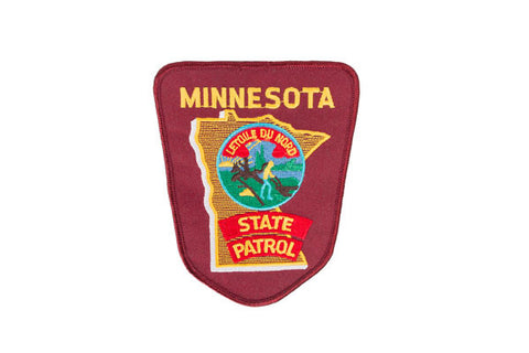 Minnesota Police Patch