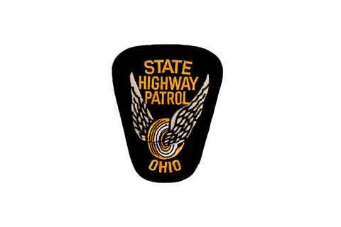 Ohio Police Patch