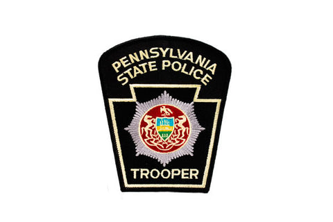 Pennsylvania Police Patch